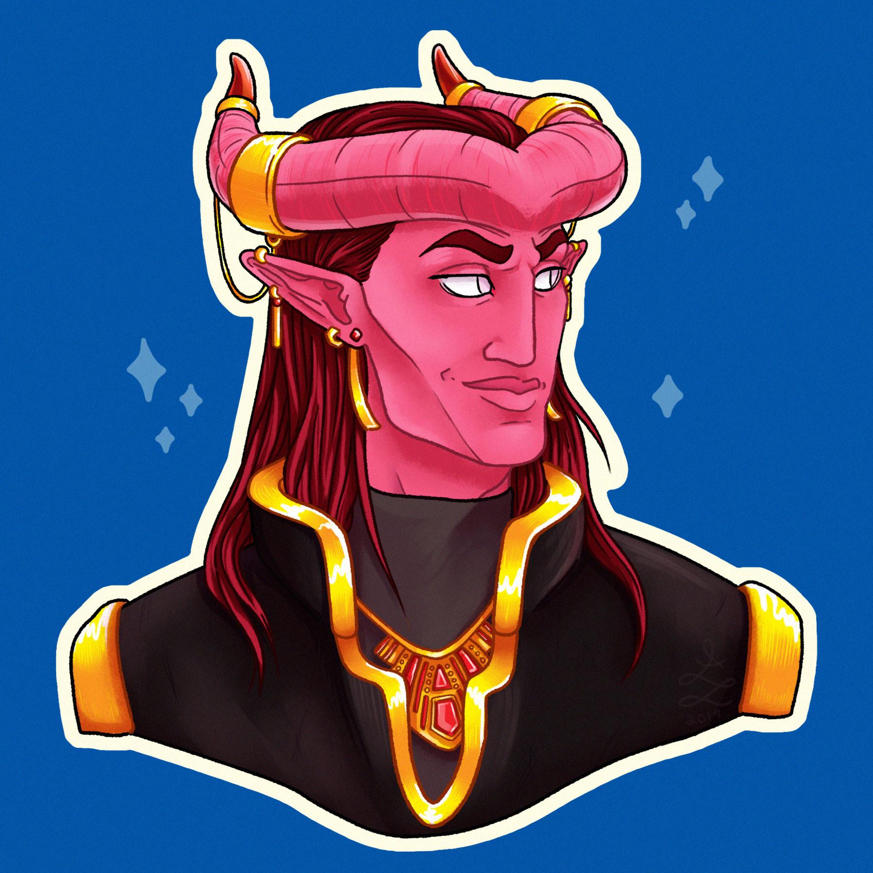 Valen Profile Portrait