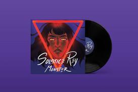 Solstice Rey Vinyl Mock-up