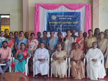 Women's Day Celebration by Catholic Sabha Bela Unit