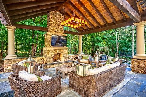 Outdoor Living Cabanas & Arbors | Frisco, Texas | Texas Landscapes & Outdoo Living