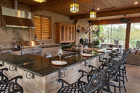 Outdoor Kitchens | Frisco, Texas | Texas Landscapes & Outdoor Living