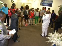 Worship & Praise Service 09/07/14