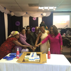 Pastor's Birthday Celebration