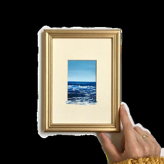 Drifting Sea