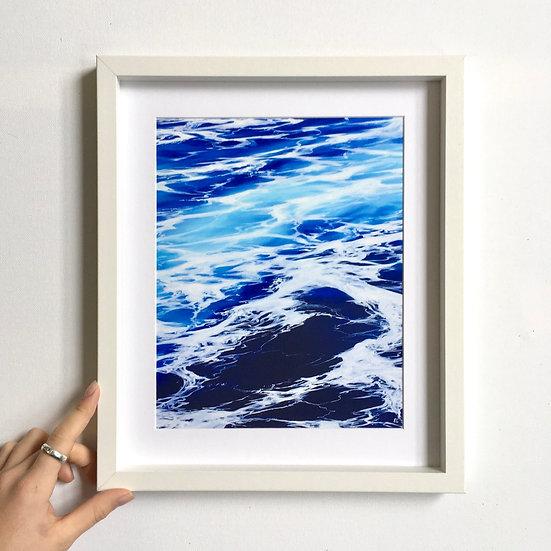 Boat's Wake Print