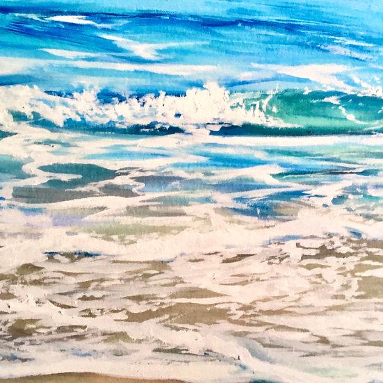 Beach Print (unframed)