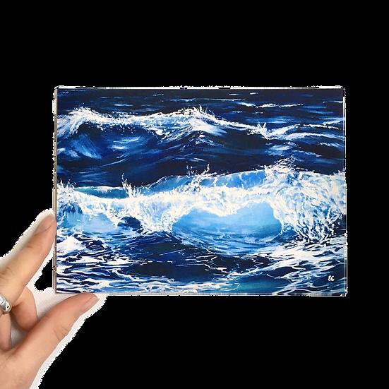 Ocean Wave Print (unframed)