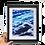 Thumbnail: Boat's Wake Print