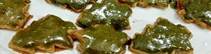 Galletas o Pastas de Navidad con NaturaLeaf Moringa Canaria.
