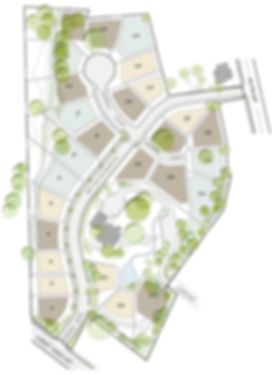 Gided Springs Site Map