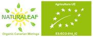 NaturaLeaf Organic Canarian Moringa