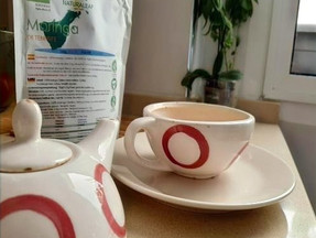 Moringa en Infusiones #1 - Moringa, Café y Jengibre