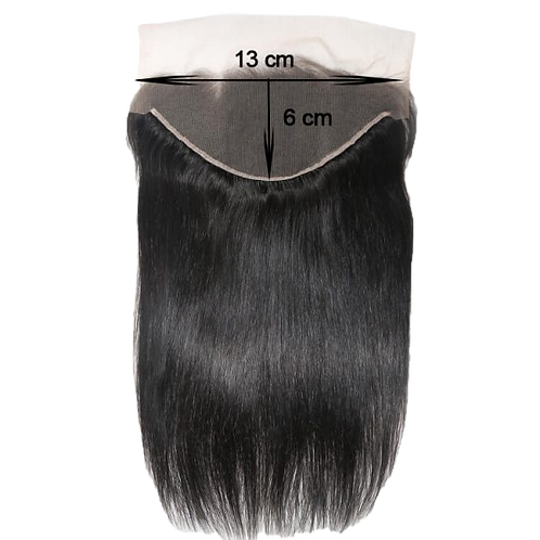 9A 13×6 Lace Frontal Closure Straight Hair Virgin Unprocessed Hair