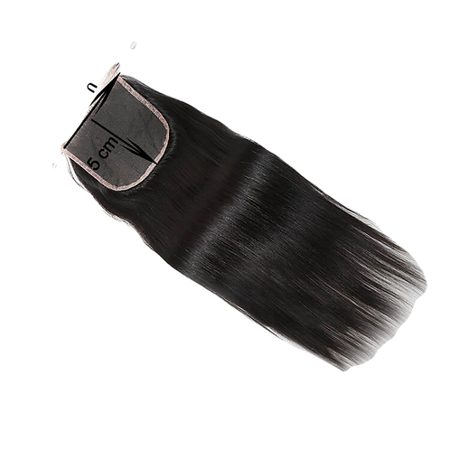 10A 5×5 HD Lace Closure Straight Hair Virgin Hair