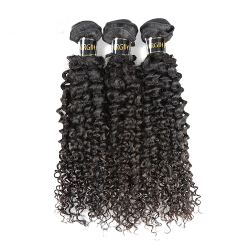 10A 3 PCS Curly Hair Unprocessed Hair Free Shipping
