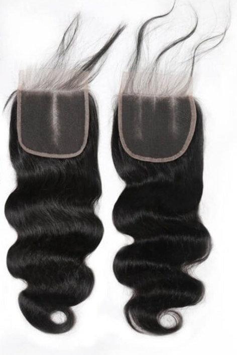 Body Wave Lace Closure XBL Hair Brazilian Hair Closure