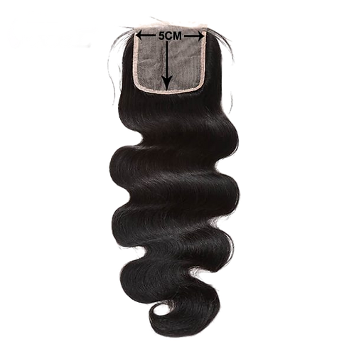 12A 5×5 Closure Body Wave Hair Virgin Hair Lace Closure