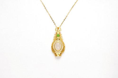 Enchanted Trinket (White Jade)