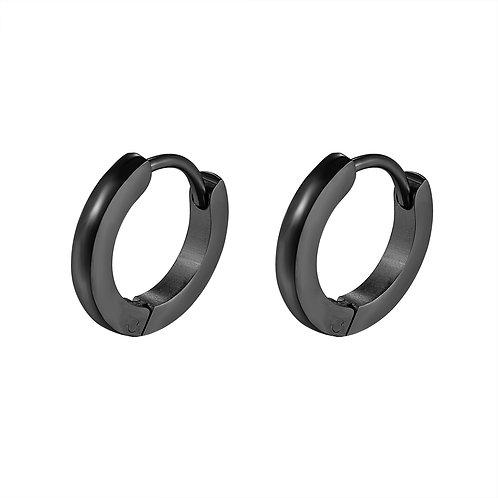 Surgical Steel Hoops Earring