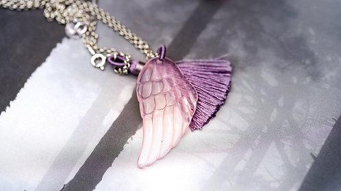 Star Rose Angel Wing