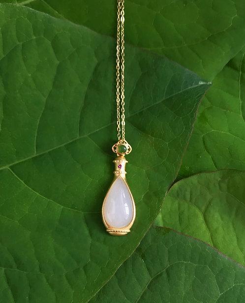 Mystic Charm (White Jade)