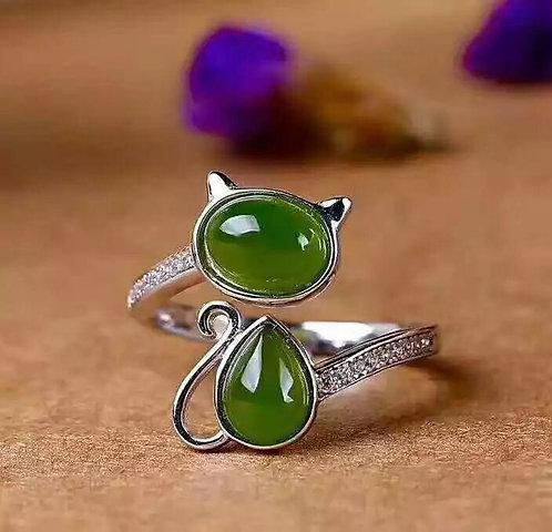 Kindred Kitten Ring