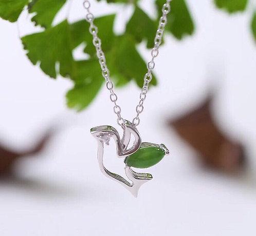 Trinket Bird Silver