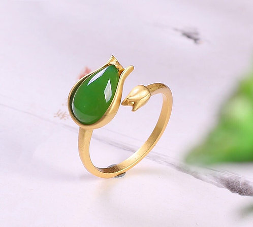 Spring Sprout Green Jade