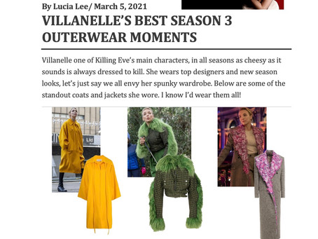 Styling Looks Based On Popular TV Series