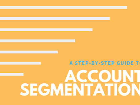 The Step-By-Step Guide To Account Segmentation