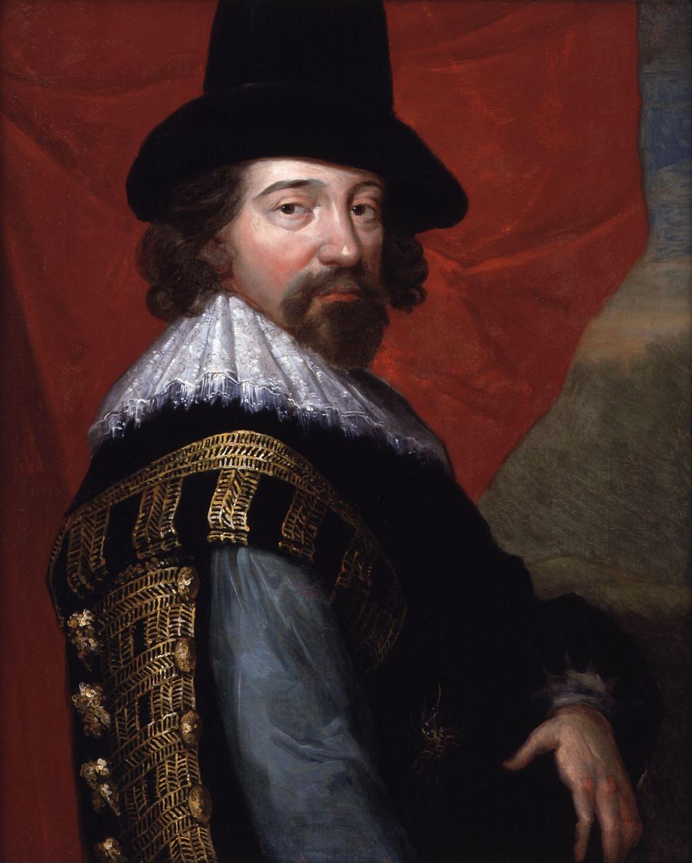 Sir Francis Bacon, c. 1618