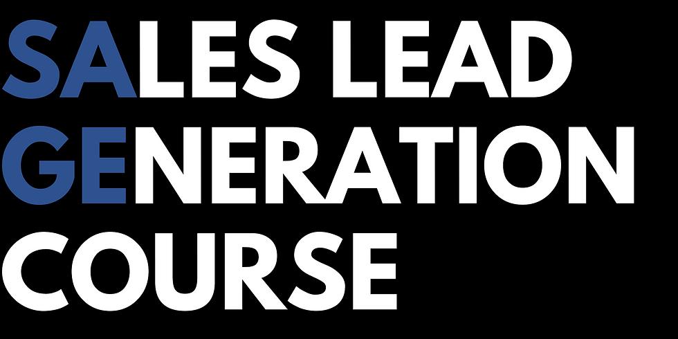 Sales Lead Generation Course