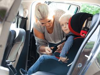 ΝΕΑ! Παιδικά καθίσματα αυτοκινήτου