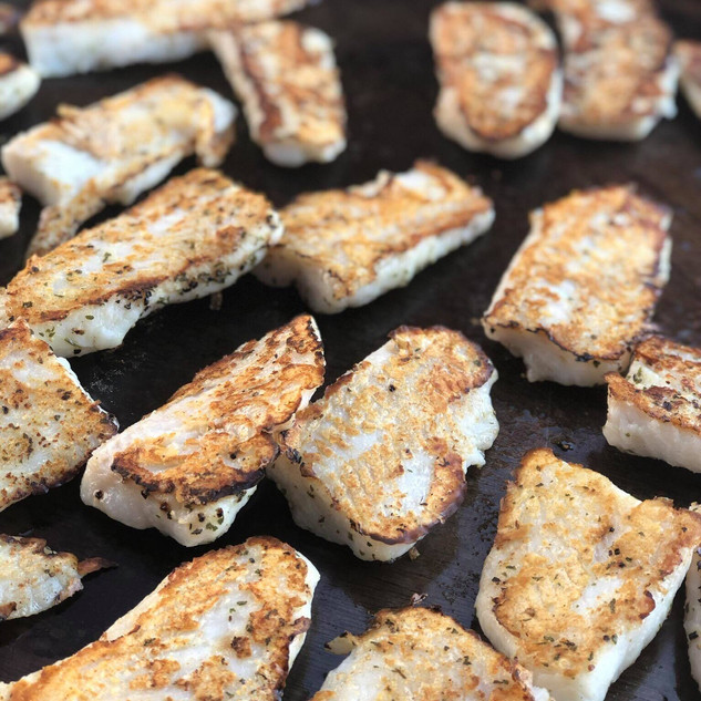 Grilled Basa Fish!
