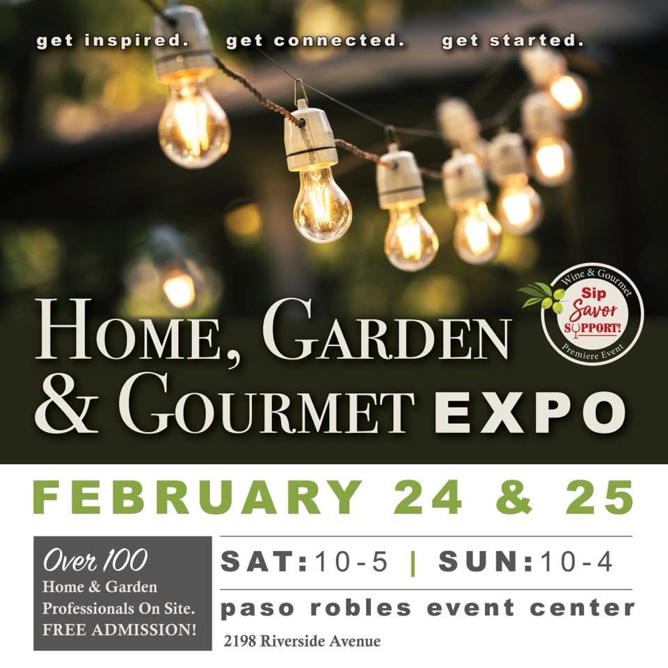 Home, Garden & Gourmet