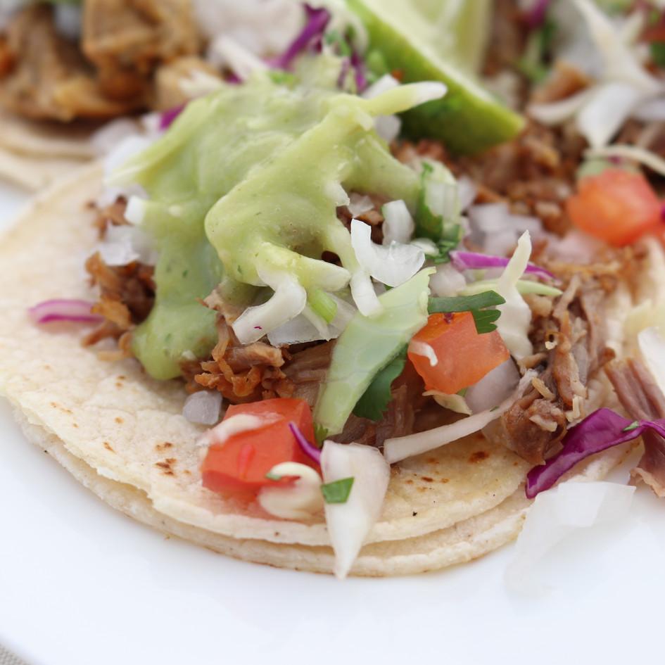 Tacos de Carnitas!