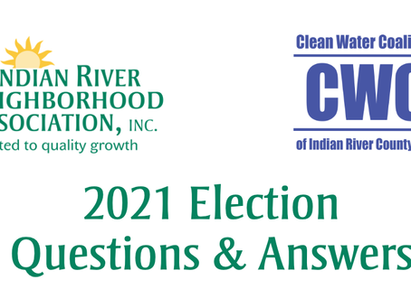 IRNA and CWC Candidate Answers
