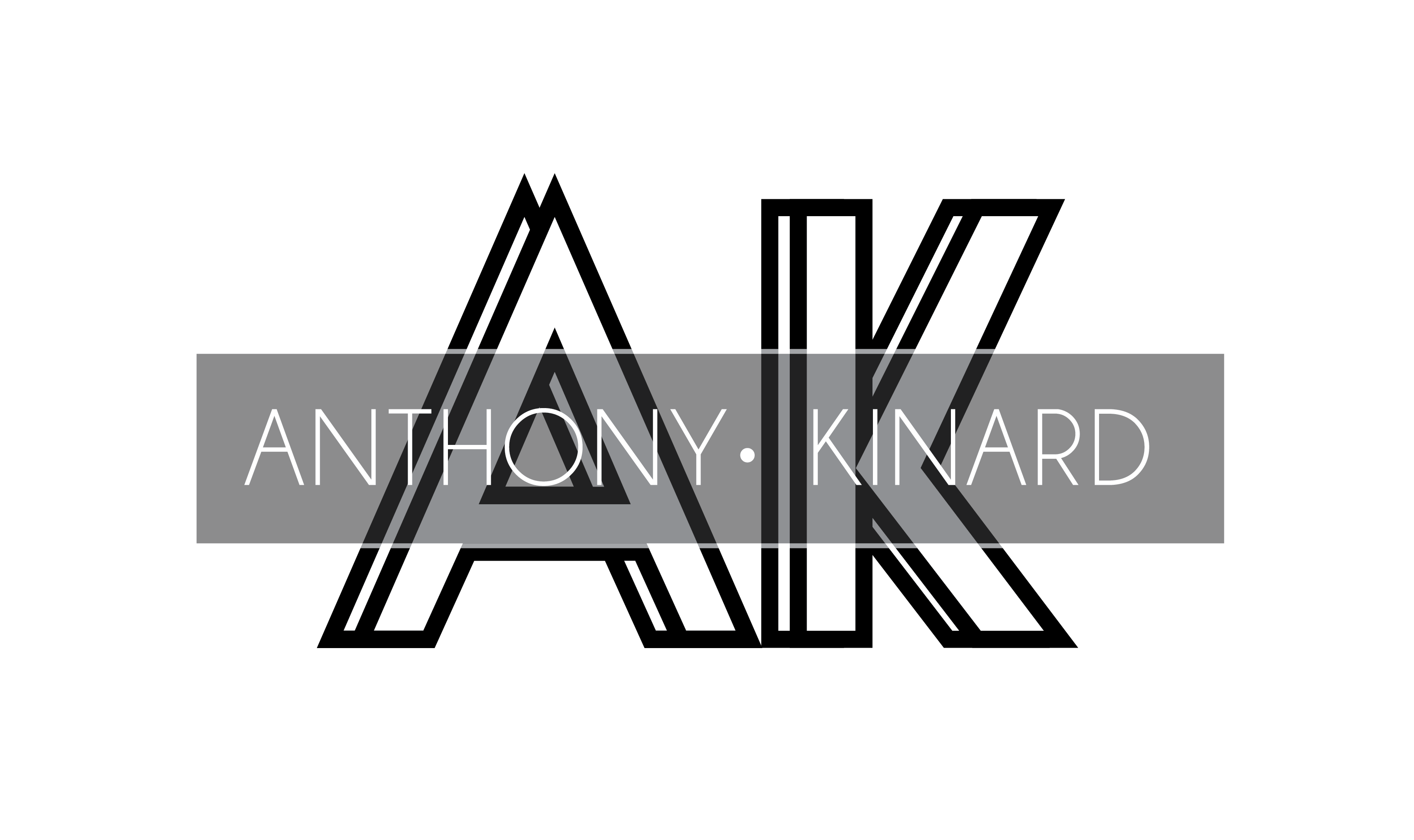 Anthony Kinard Logo- Make Up Artist