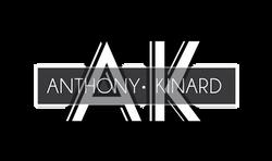 Anthony Kinard Logo- Make Up Artist
