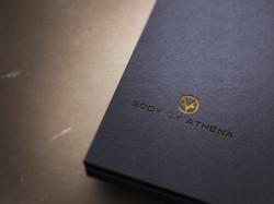 Body By Athena logo & business cards