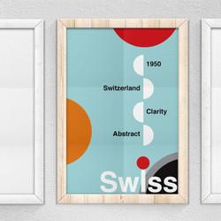 Swiss inspiration poster