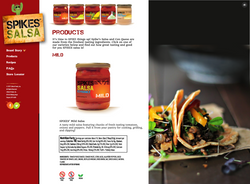 Spikes Product page v5