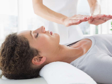 Would You Try Energy Healing?