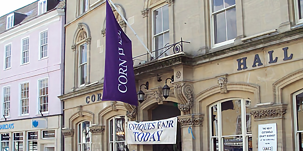 Corn Hall craft market, Cirencester (1)