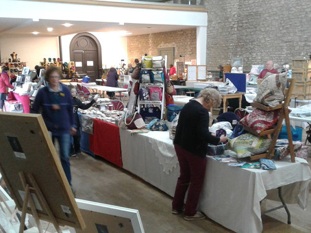 Great day at the Cotswold craft market, hope to do many more