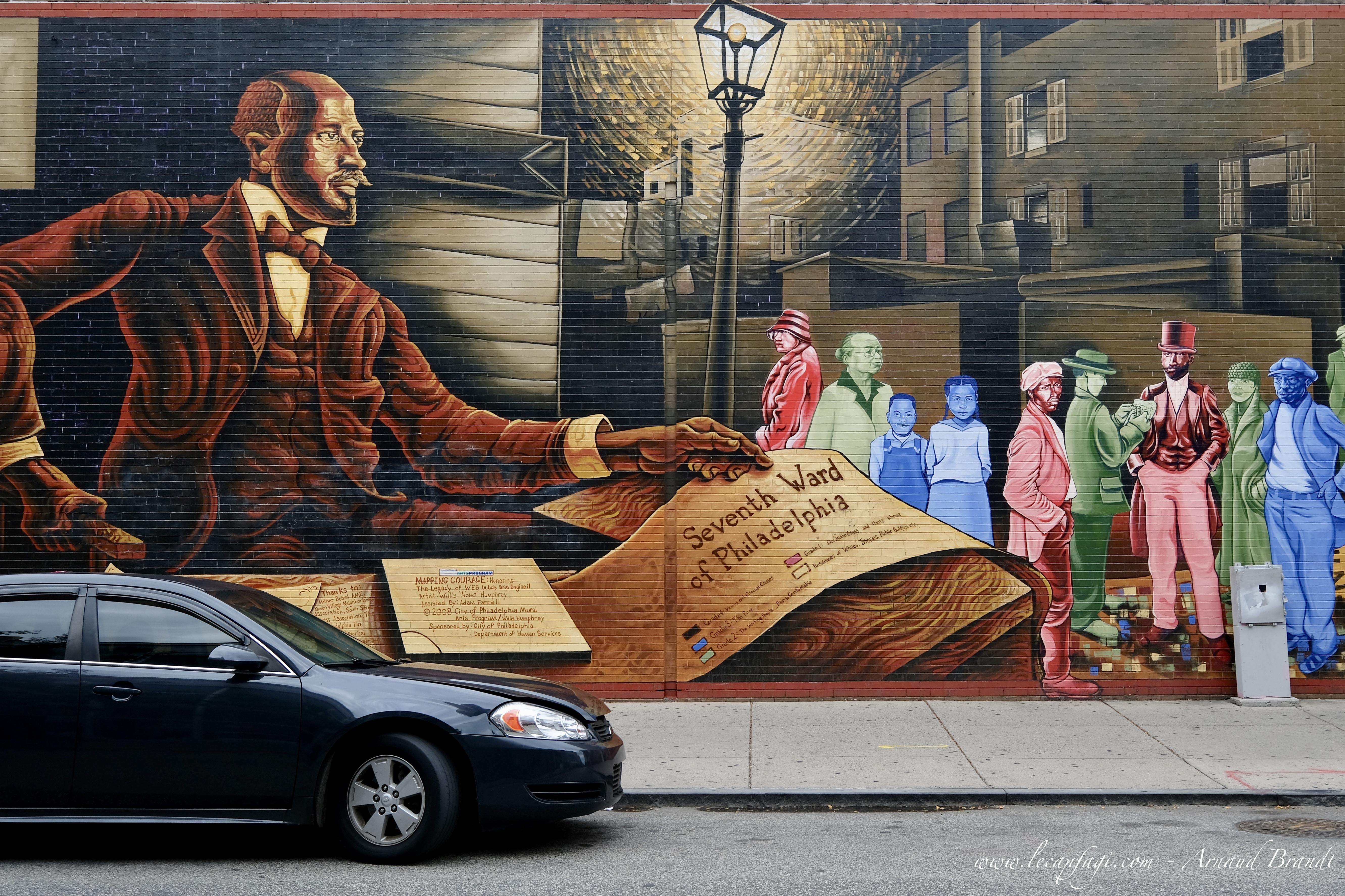 Philadelphia - mural art