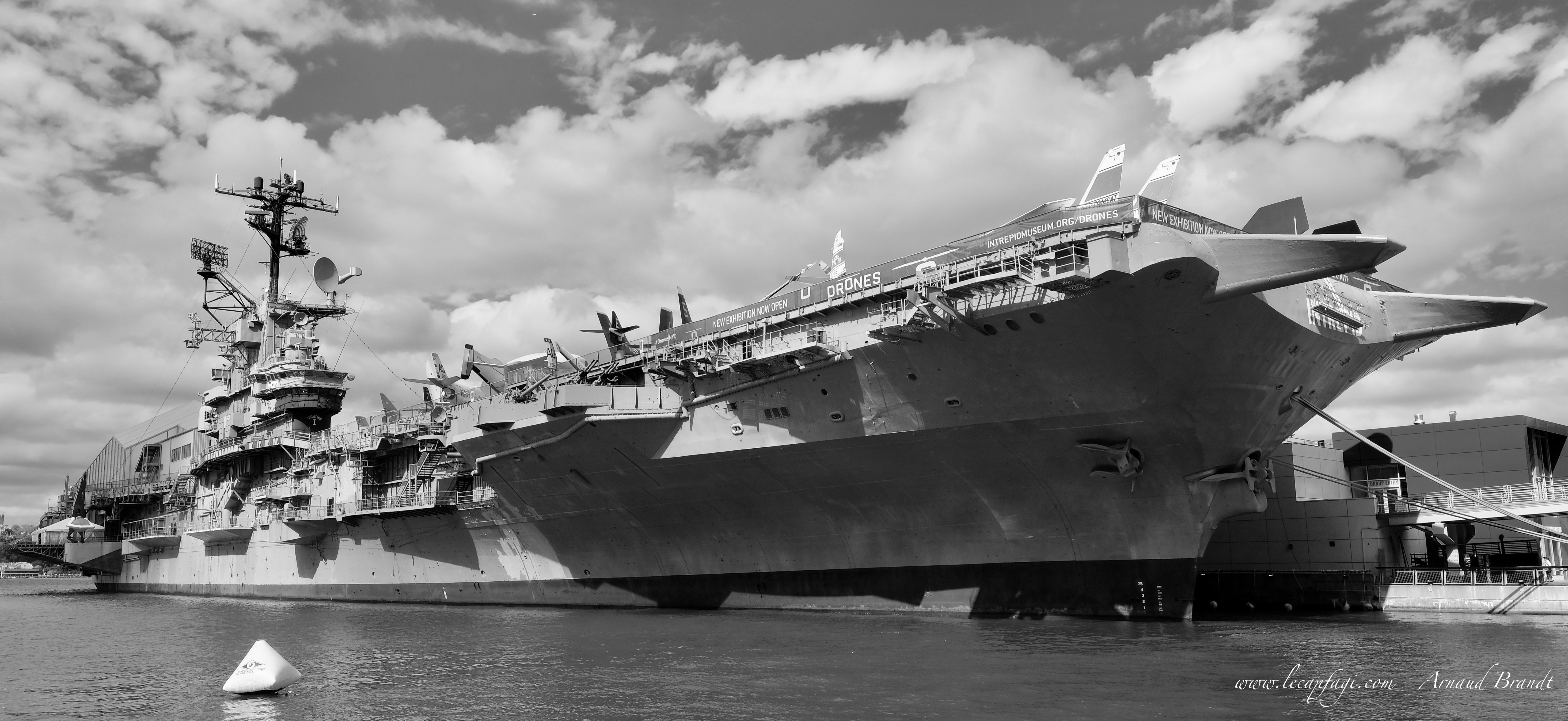 NY - USS Intrepid