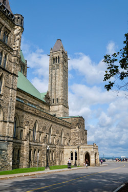 Colline du Parlement, Ottawa