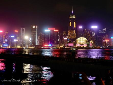 Hong-Kong la tentaculaire