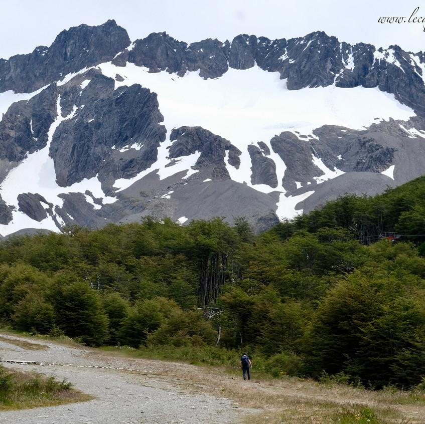 Glacier Martial, Ushuaïa